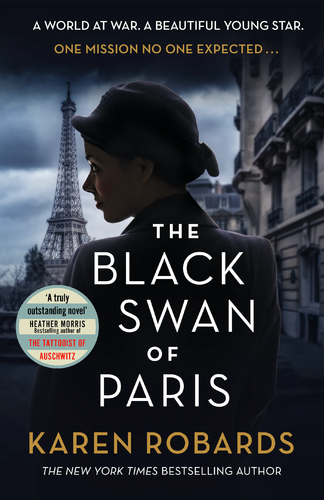 The Black Swan Of Paris Trade P/Back